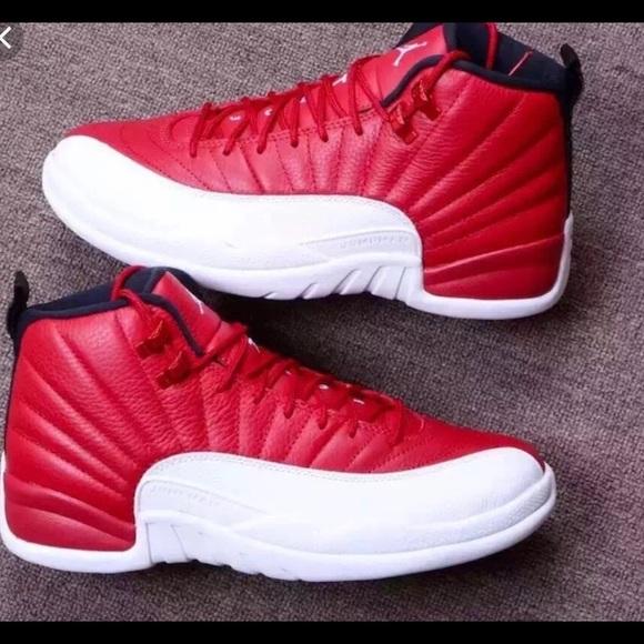 cheaper 71f0d 0deb7 Red and white Jordan 12s NWT